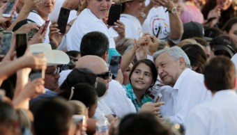AMLO en Badiraguato: Así fue la visita del presidente a la tierra de 'El Chapo' Guzmán