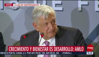 Foto: AMLO encabeza sesión del Consejo Mexicano de Negocio