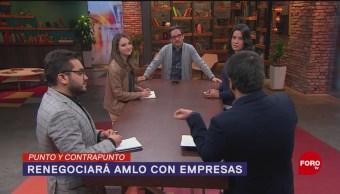Foto: Amlo Exhorta Renegociar Contratos CFE 11 de Febrero 2019