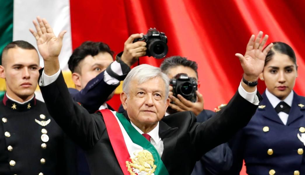 foto Andrés Manuel López Obrador amlo 1 diciembre 2018