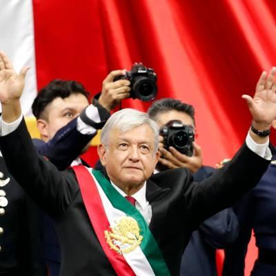 AMLO rompe con tradición y dice adiós a fotografía oficial de Presidencia