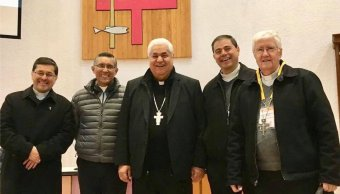 sacerdotes pederastas, iglesia católica romana, rogelio cabrera, twitter, @arzobispomty, 15 noviembre 2018