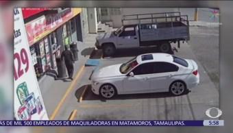 Asaltantes secuestran a dos hombres en León, Guanajuato