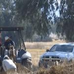 FOTO Tomas clandestinas de combustible desatan fugas en Edomex Otumba 5 febrero 2019