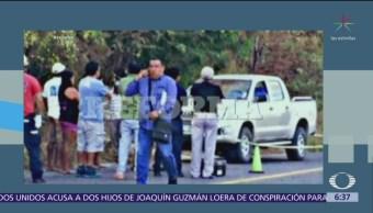 Asesinan a dos maestros de la CNTE en Oaxaca