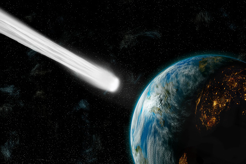 Foto: Un asteroide puede chocar contra la Tierra, 7 febrero 2019
