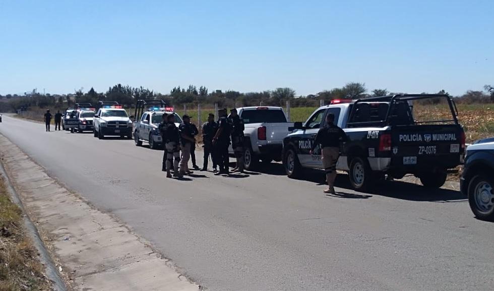 Foto: Ataque a militares en Jalostotitlán, Jalisco, 7 de febrero 2019. Twitter @tonioccidental