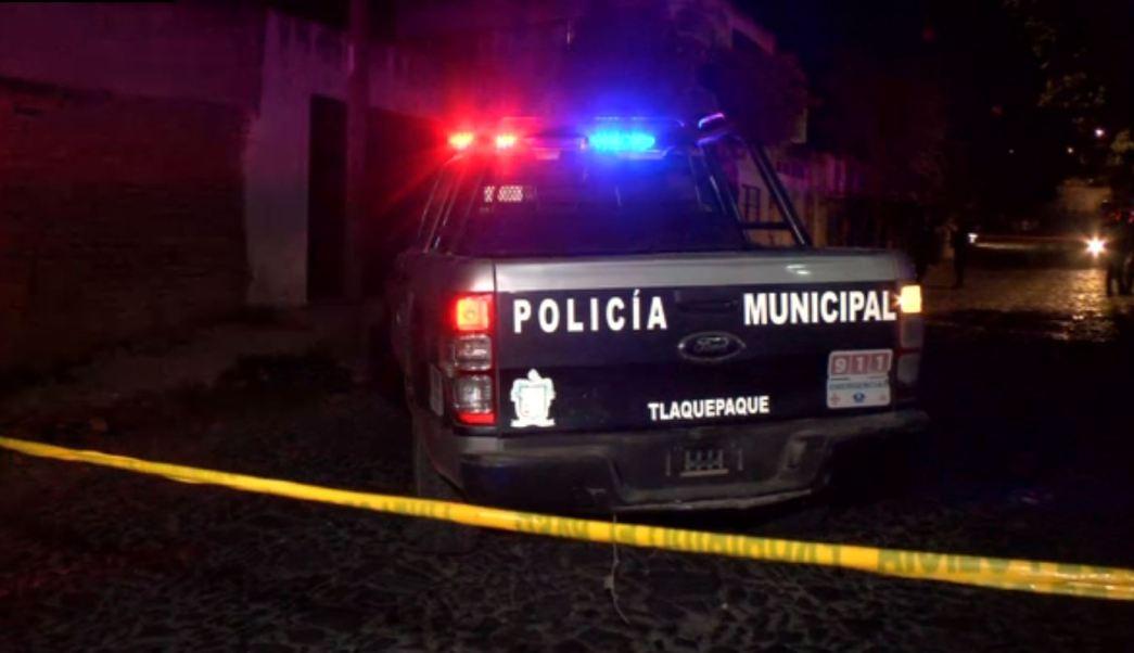 Foto: En el lugar se encontraron más de 20 casquillos percutidos de arma corta, el 16 de febrero de 2019