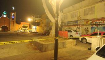 Foto: El ataque se registró en la colonia Los Reyes Culhuacán en Iztapalapa, el 17 de febrero de 2019 (Twitter @arturosierra1)