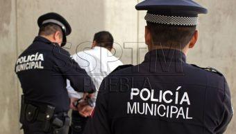Foto: Desarticulan banda dedicada al robo a transporte de carga, 12 de febrero 2019. Secretaría de Seguridad Pública