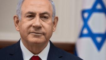 Foto: Benjamin Netanyahu, primer ministro de Israel, 17 de febrero de 2019, Jerusalén