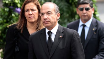 Calderón responde a señalamientos de Bartlett por corrupción