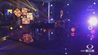 'Camila' presenta su nuevo material discográfico en Al Aire