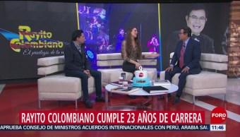 'Canchis Canchis', nuevo sencillo de Rayito Colombiano