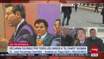 Foto: Cártel de Sinaloa no desaparece, según analista