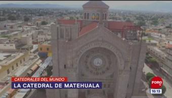 Catedrales del Mundo: La catedral de Matehuala