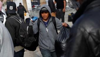 eeuu regresa otros dos migrantes hondureños México