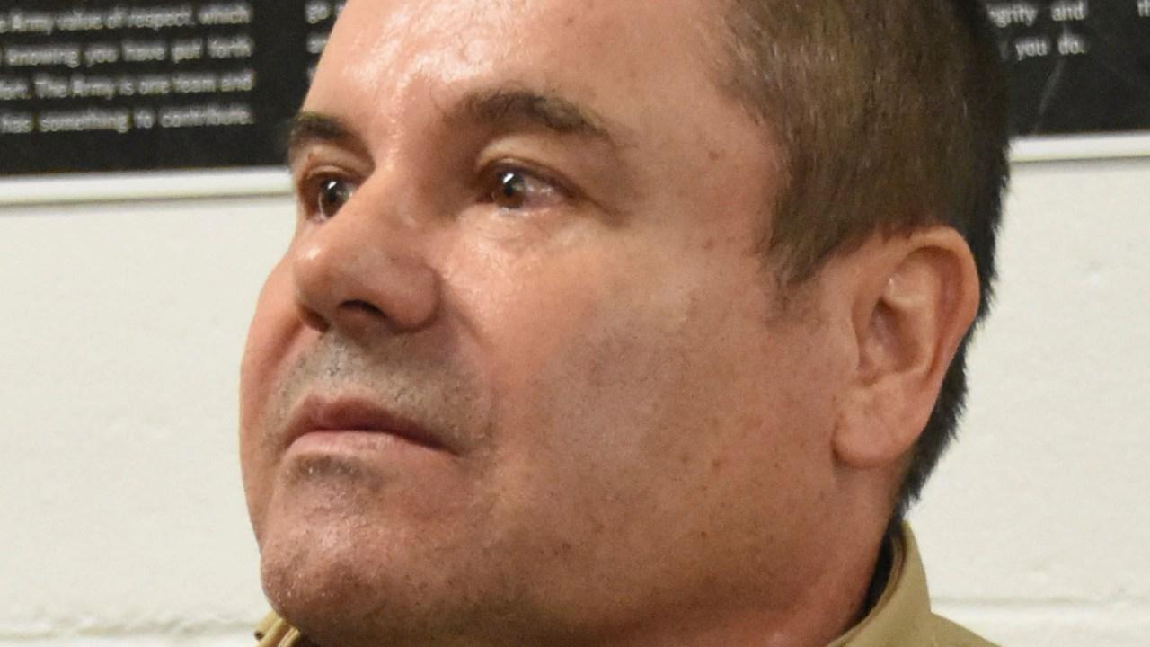"""FOTO Jurado de """"El Chapo"""" dice que rompieron reglas del juez (AP nueva york 19 enero 2017)"""