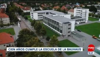 Cien años cumple la escuela de la Bauhaus