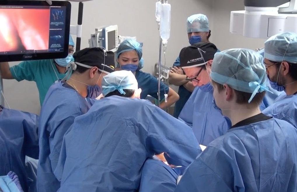 cirugía robótica de próstata bolonia de