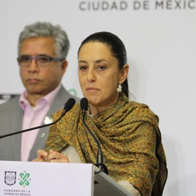 Sheinbaum rechaza repunte de agresiones a mujeres durante enero en la CDMX