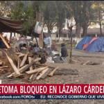 Foto: CNTE Retoma Bloqueos Michoacán 8 de Febrero 2019