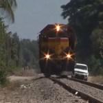 CNTE retira cinco de siete bloqueos férreos en Michoacán