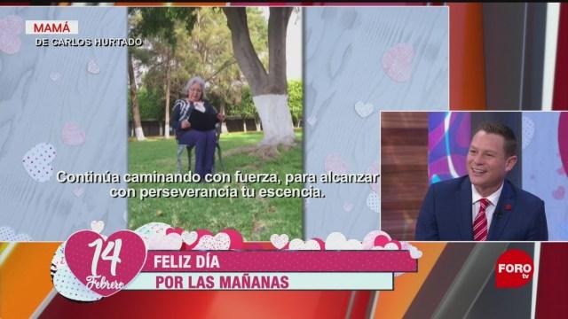 Conductores de 'Por las Mañanas' reciben sorpresa por Día del Amor y la Amistad