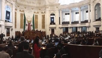 extinción de dominio, Congreso CDMX, Twitter, @CiudadTV212, 26 febrero 2019