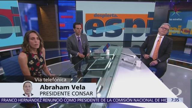 Presidente de CONSAR habla sobre pérdidas en las Afores