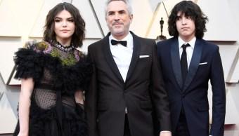 Se Burlan Hijo Alfonso Cuarón, Alfonso Cuarón Hijo, Alfonso Cuarón, Olmo Cuarón, Hijo, Autismo, Bo Cuarón