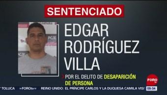 FOTO: Dan 25 años de prisión a exdirector de la policía en Coahuila, 17 febrero 2019