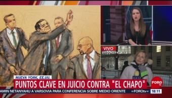 Foto: Declaran culpable a 'El Chapo espera cadena perpetua