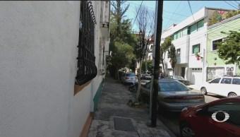 Foto: Delitos Calle La Condesa CDMX 27 de Febrero 2019