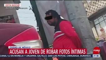 Foto: Denuncian Dueño Cibercafé Robar Fotos Íntimas Celulares 7 Febrero