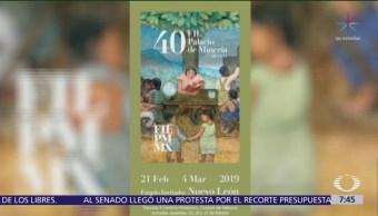 Despertando con Cultura: 40 años de la FIL Palacio de Minería