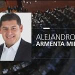 Foto: Destapan a Alejandro Armenta para la gubernatura de Puebla por Morena