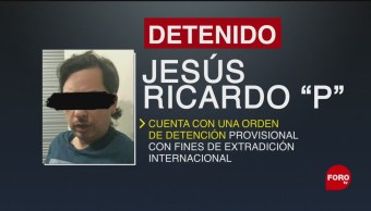 Foto: Detienen a 'El H3', presunto integrante de los Beltrán Leyva