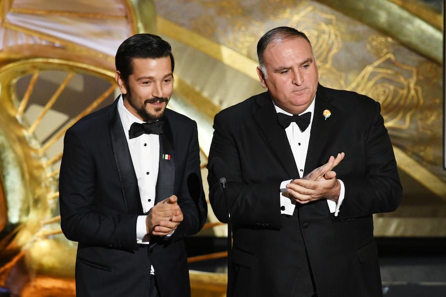 """Foto """"Ya puede hablarse en español en los Premios Oscar"""": Diego Luna 25 febrero 2019"""