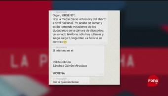 Foto: Diputados Aborto Paparrucha Del Día 21 de Febrero 2019