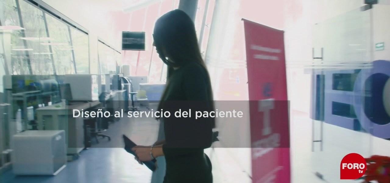 FOTO: Diseño industrial al servicio de la medicina, 24 febrero 2019