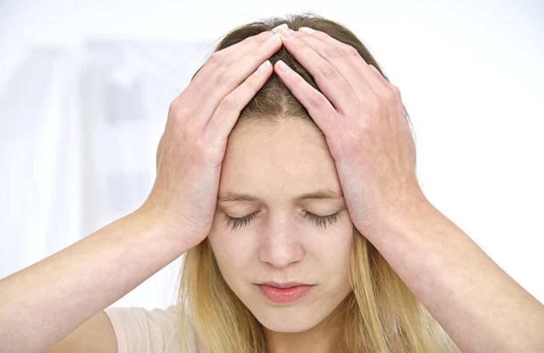 dolor cabeza in