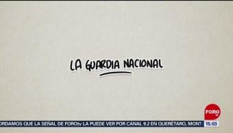 Foto: El ABC de la Guardia Nacional