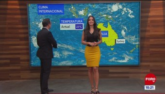 El clima internacional en Expreso del 20 de febrero del 2019