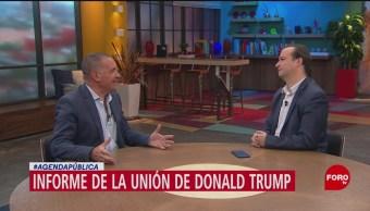 FOTO: El informe de la Unión de Donald Trump, 10 febrero 2019