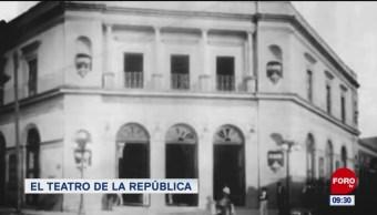 El Teatro de la República