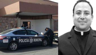 Encuentran muerto sacerdote Seminario Chihuahua