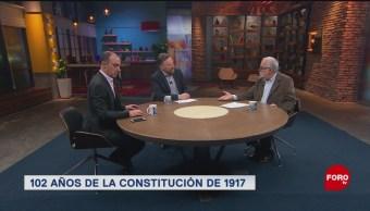 Foto: Historia Promulgación Constitución 1917 01 Febrero 2019