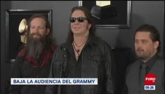#EspectáculosenExpreso: Baja la audiencia del Grammy
