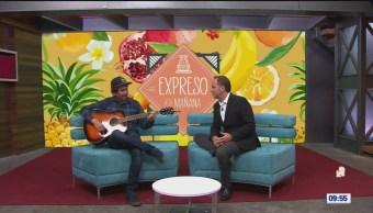 #EspectáculosenExpreso: Jorge Villamizar visita Expreso de la Mañana